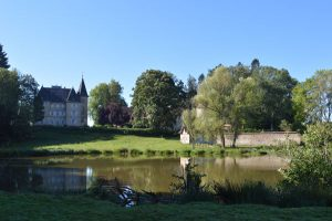 Retraite Yoga - Méditation - Voyage sonore / Morvan @ Château de Magny en Morvan