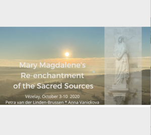 MARY MAGDALENE'S RE-ENCHANTMENT OF THE SACRED SOURCES @ Domaine de la Vieille Borde