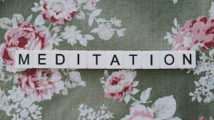 Méditation et Vibrations @ Ancien Presbytère, salle de yoga